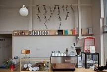 Cafe,pubs & Restaurants / by Anna Nižňanská