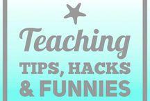 Teach✏️: Teacher Tips, Hacks & Funnies / Teaching gems and ideas