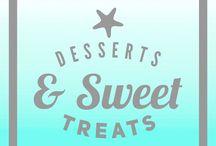 Domestic Goddess ☕️: Desserts / Sweet treats and good eats