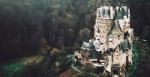 Castle in the sky / Stuff I would like to live in...