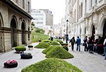 garden & park architecture,landscaping / by Anna Nižňanská