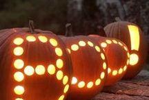 Halloween/Fall / by Carrie Shapiro