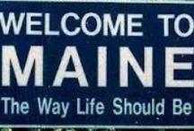 Maine / by Shannan McClure Racey