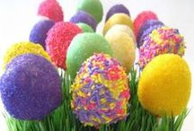 Easter/Spring Decor / by Kimberly Bowling