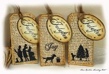 Christmas - TAGS / by Becky Arcizo