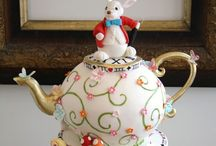 Alice in Wonderland - FOOD / by Becky Arcizo