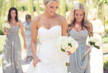 Dove Grey Wedding