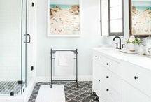 Bathrooms / by Alexis @ Persia Lou