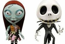 Nightmare Before Christmas / by Tina Lally