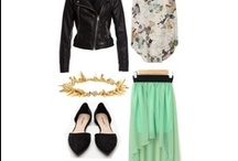 OUTFIT PINSPIRATION  / andRuby items paired with a cute outfit!  / by andRuby