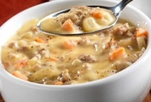 Recipes-Soups / by Kimberly Bowling