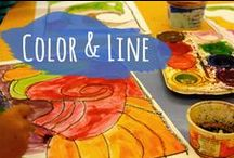 Art teaching resources