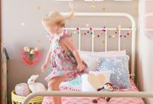 Inspiring Kids Spaces / by Alexis @ Persia Lou