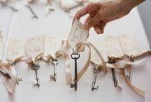 Wedding DIY's  / Wedding ceremony/reception projects!