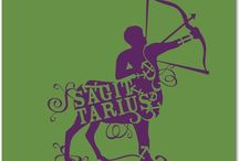 Sagittarius  / by Crafty Little Pigtails