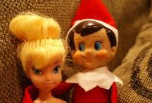 Ralph!!!  the elf..... / by Crafty Little Pigtails