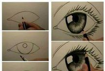 Draw it! / by Crafty Little Pigtails