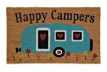 glaming camping