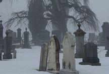 Graveyards / by Shannan McClure Racey