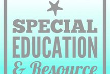 Teach✏️: Special Education / Resources for SpEd teachers and GenEd teachers alike