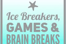 Teach✏️: Ice Breakers, Games and Brain Breaks, Oh My! / Games and more to integrate into the day
