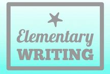 Teach✏️: Elementary Writing / Writing for early elementary