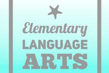 Teach✏️: Elementary Language Arts / ELA for early elementary