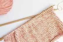 Knitting / Knitting patterns, tips, tricks / by Alexis @ Persia Lou