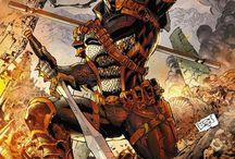 Comics / Super-héros Super-méchant
