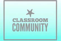Teach✏️: Classroom Community / Building your classroom team