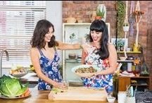 TV SHOW: Eating Well with Hemsley + Hemsley / Our brand new TV series. Catch up on episodes 1-5 on All 4! #EatingWell