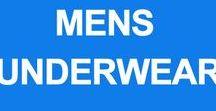 Mens Underwear / Sexy Mens Underwear