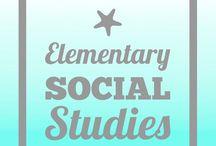 Teach ✏️: Elementary Social Studies / Social studies ideas for early elementary