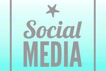 Create ⭐️: Social Media / Social media education for blog and business