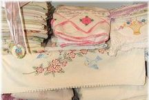 Needleworks, Lace, Crochet, Embroidery, etc.... / by The Rustic Victorian