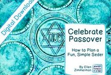 Passover - Telling Stories / Jews around the whole world celebrate Passover to bring to life the the story of how our ancestors escaped from slavery to freedom.  Through blessings, symbolic foods, and song, we weave the ancient traditions into our lives -- and find creative ways to make the holiday meaningful today.   And like us, they will set their tables with symbolic foods that show us that this night really is different from all other nights.