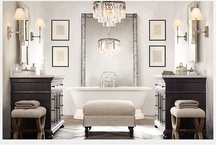 Interiors - Bathrooms / Everyone wants a beautiful bathroom...you will find them here... / by Terry Carlson @ AC Dwellings