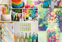 Party ideas / by Holly Teclaw