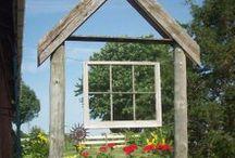 Backyard Sanctuaries / by Dean McCready