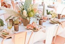 Wedding Design & Decor / Wonderful wedding ideas
