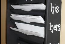 Storage/Organization / by Julie Pany