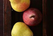 Pere - Pears / Estive, autunnali  o invernali... un frutto per tutte le stagioni!