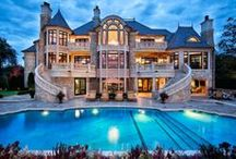Impressive Houses / by Amy's Pins