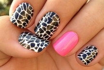 Fashion - Nails / Showing off your nail art is like taking a canvas painting with you where ever you go.