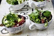 Insalata - Salad / Semplice o mista, verde o dai mille colori