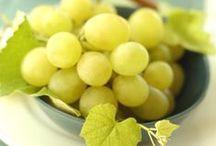 Uva - Grapes / Il frutto che rigenera il corpo