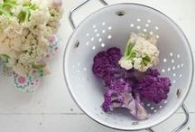 Cavolfiore - Cauliflower / Un mondo di bontà