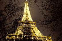 Vive la France ! / by Amy's Pins