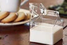 Latte - Milk / Un ingrediente sano e completo.