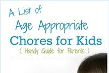 Education/Parenting / Educational things, parenting advice, discipline tips, reward charts and more! / by Sydney Burnside